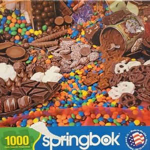 Chocolate Sensation Puzzle